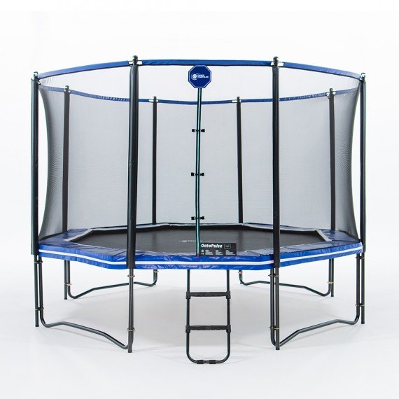 Trampoline 13ft Octopulse 390 - Pack XXL