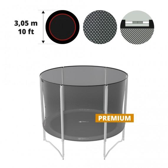 Filet textile premium pour trampoline Ø 305