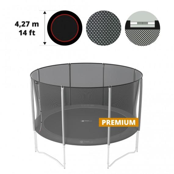 Filet textile premium pour trampoline Ø 427
