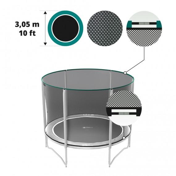 Filet textile premium pour trampoline Boost'Up Ø 305
