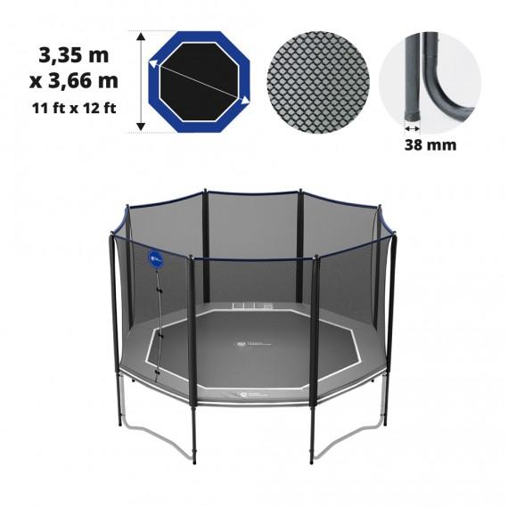 Octopulse 360 Premium trampoline net