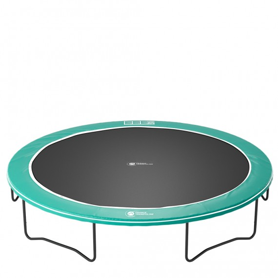 Booster 490 trampoline without safety net