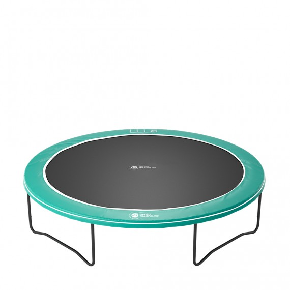 Boost'Up 430 Trampoline without safety enclosure