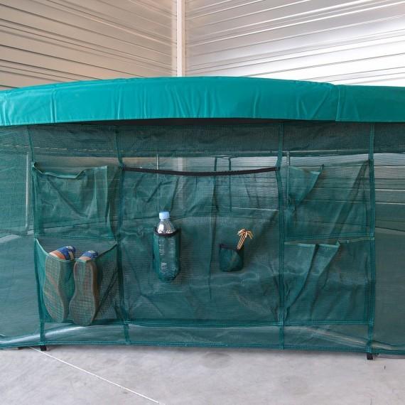 Protective skirt for Apollo Square trampoline