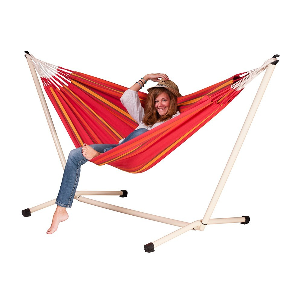single end hammock stand Take your pick from our wide selection of hammock stands and find the right one for your hammock order online at dfohome for free nationwide shipping.