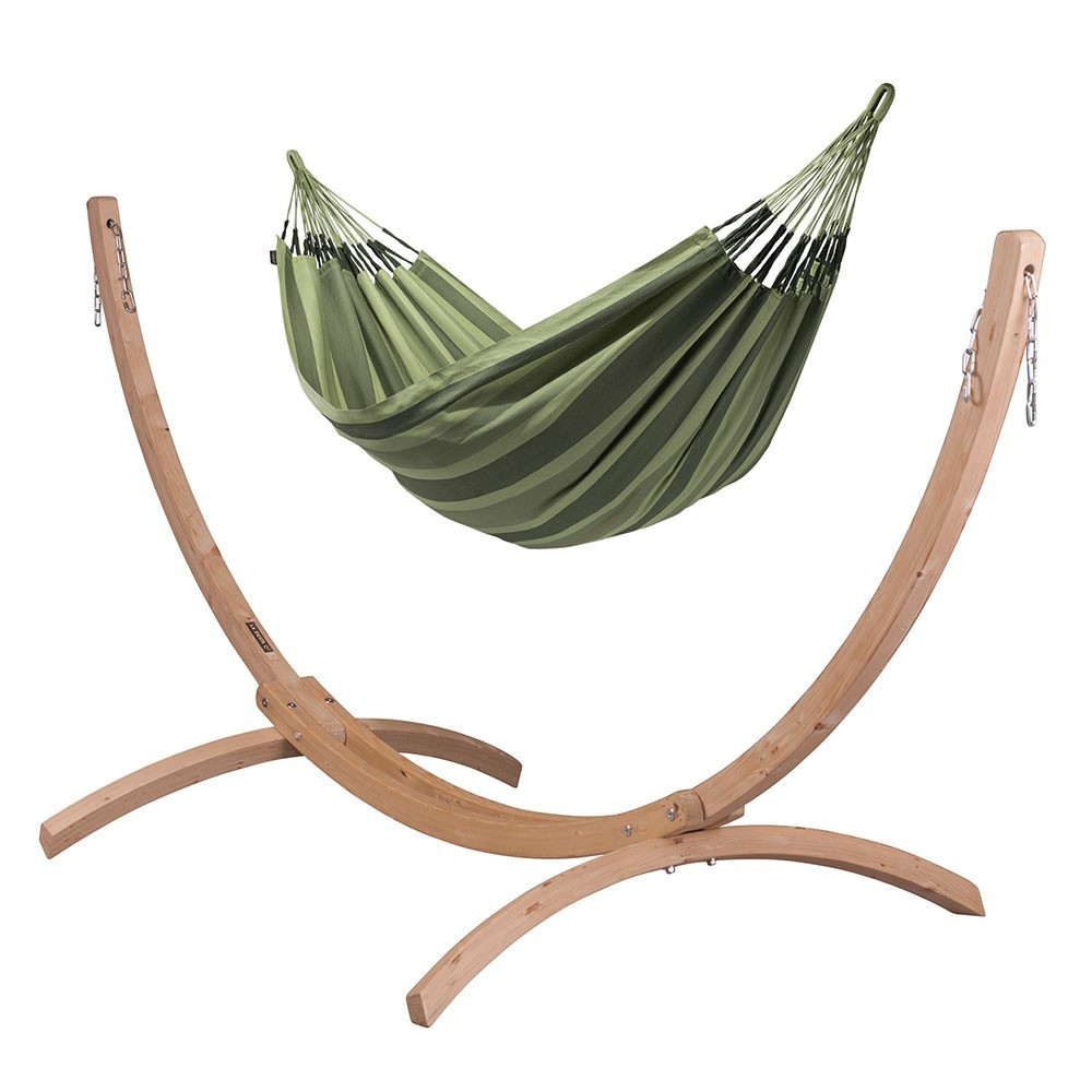 Single Hammock Canoa Stand