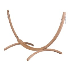 Single hammock stand Canoa