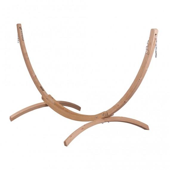 Single hammock stand Canoa