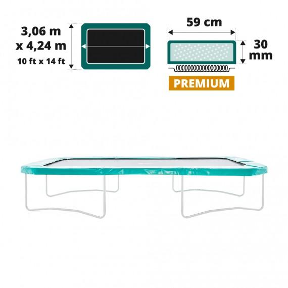 Apollo Sport 400 Premium frame pad
