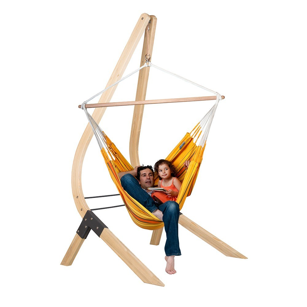 Support pour chaise hamac familiale vela - Support hamac chaise ...
