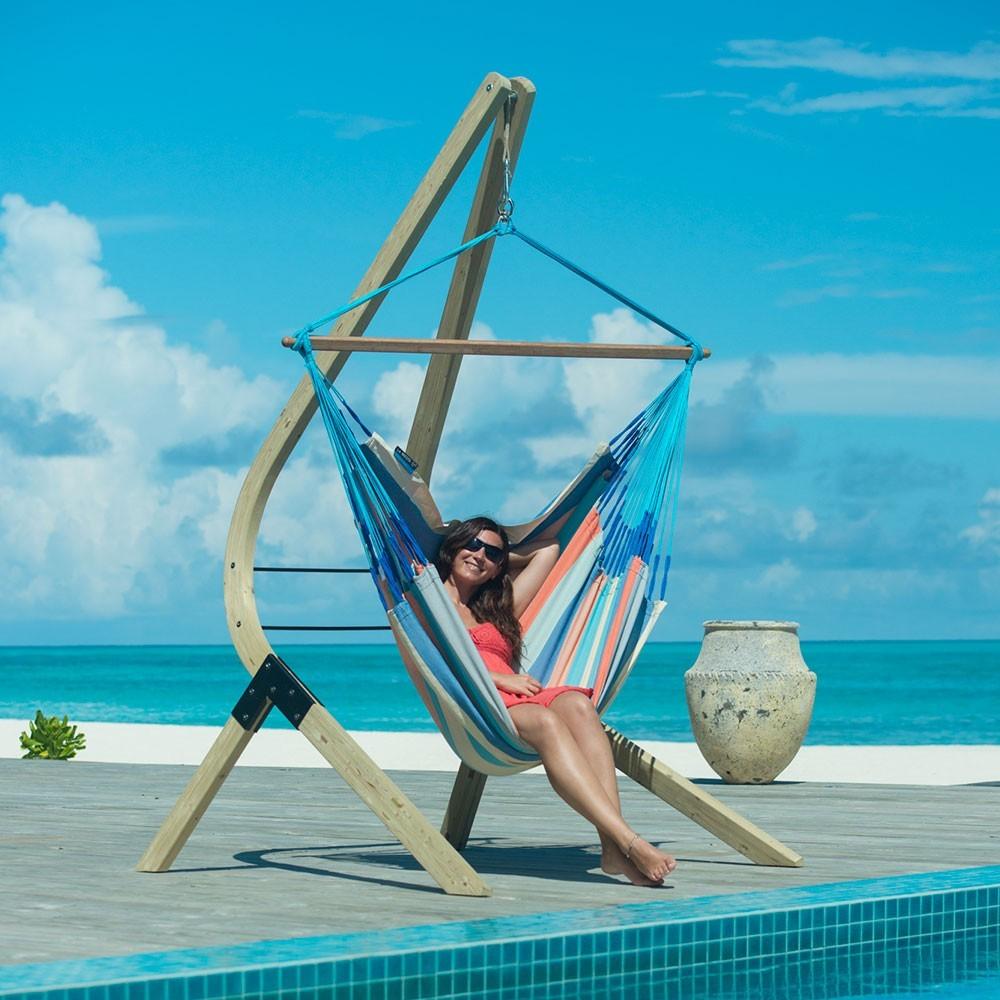 Support pour chaise hamac familiale vela for Air france assistance chaise roulante