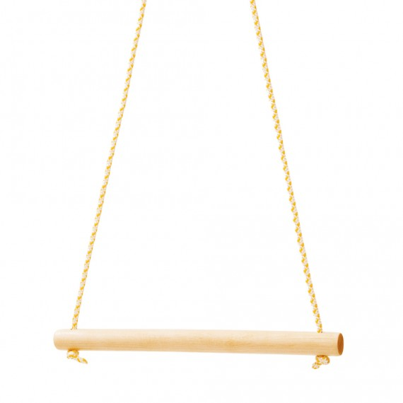 Wooden trapeze