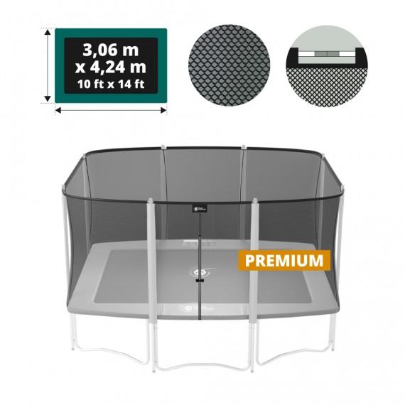 Filet textile premium pour trampoline Apollo Sport 400