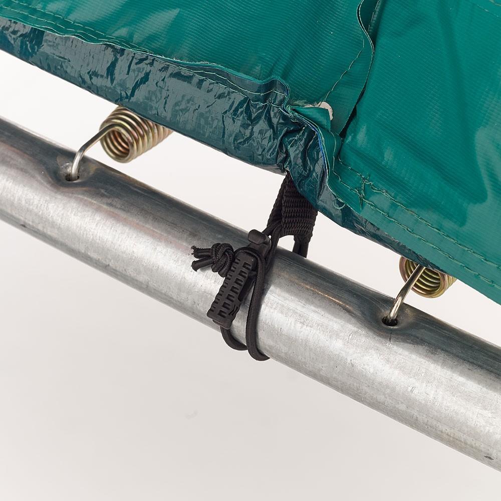 coussin de protection pour trampoline ovale 4 80 m x 2 84 m. Black Bedroom Furniture Sets. Home Design Ideas