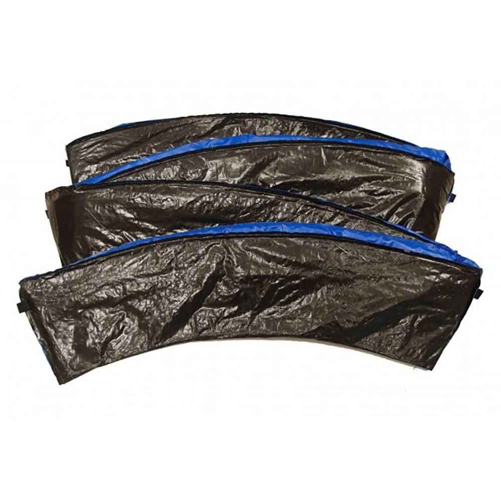 coussin de protection bleu pour trampoline rond 1 80 m. Black Bedroom Furniture Sets. Home Design Ideas