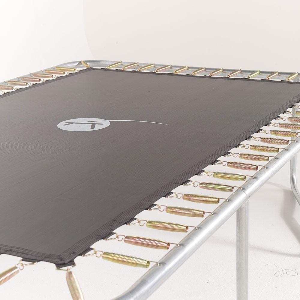 toile de saut pour trampolines rectangulaires apollo sport 300