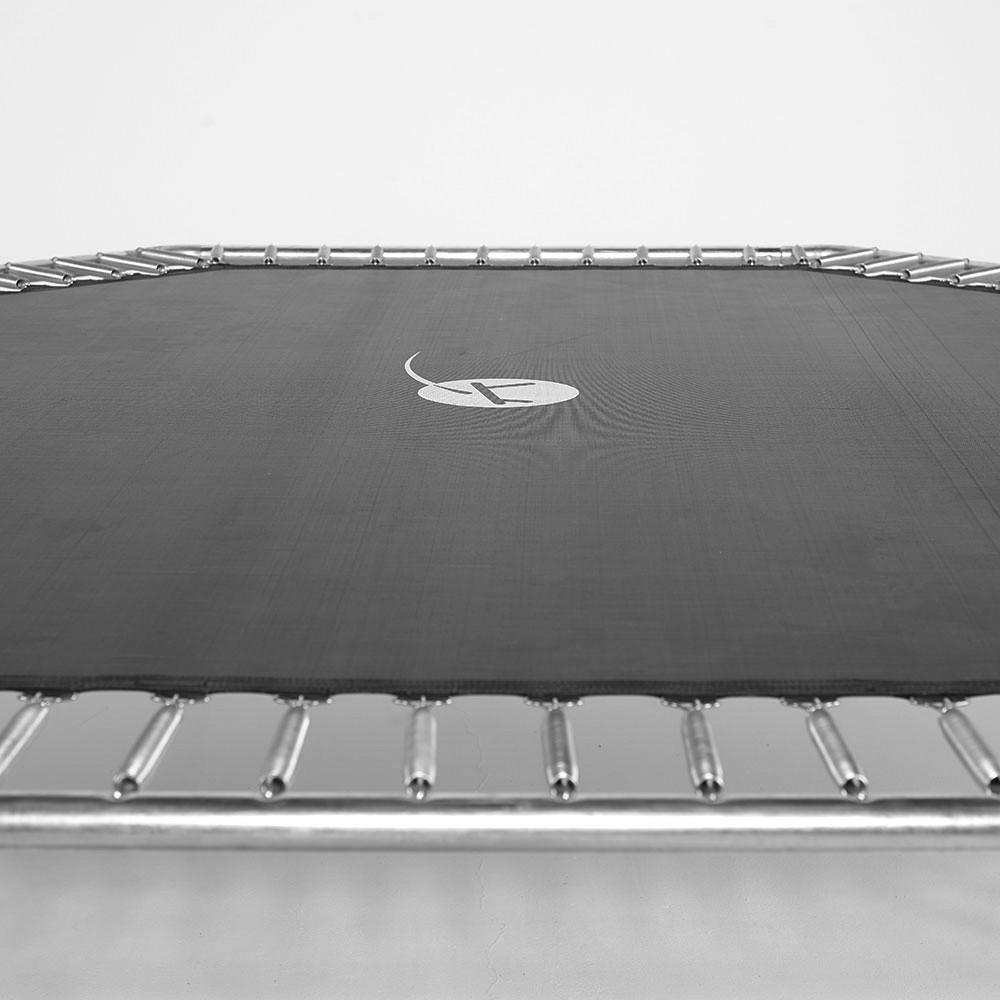 toile de saut pour trampoline waouuh 390 avec ressorts. Black Bedroom Furniture Sets. Home Design Ideas