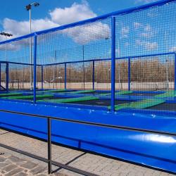Batterie de trampolines AERO