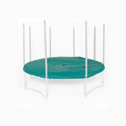 Housse de protection pour trampoline 360 repliée