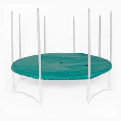 Housse de protection pour trampoline 460 repliée