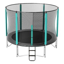 Filet de protection pour trampoline 460