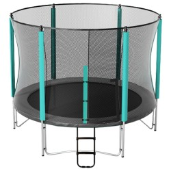 Filet de protection PREMIUM pour trampoline 490