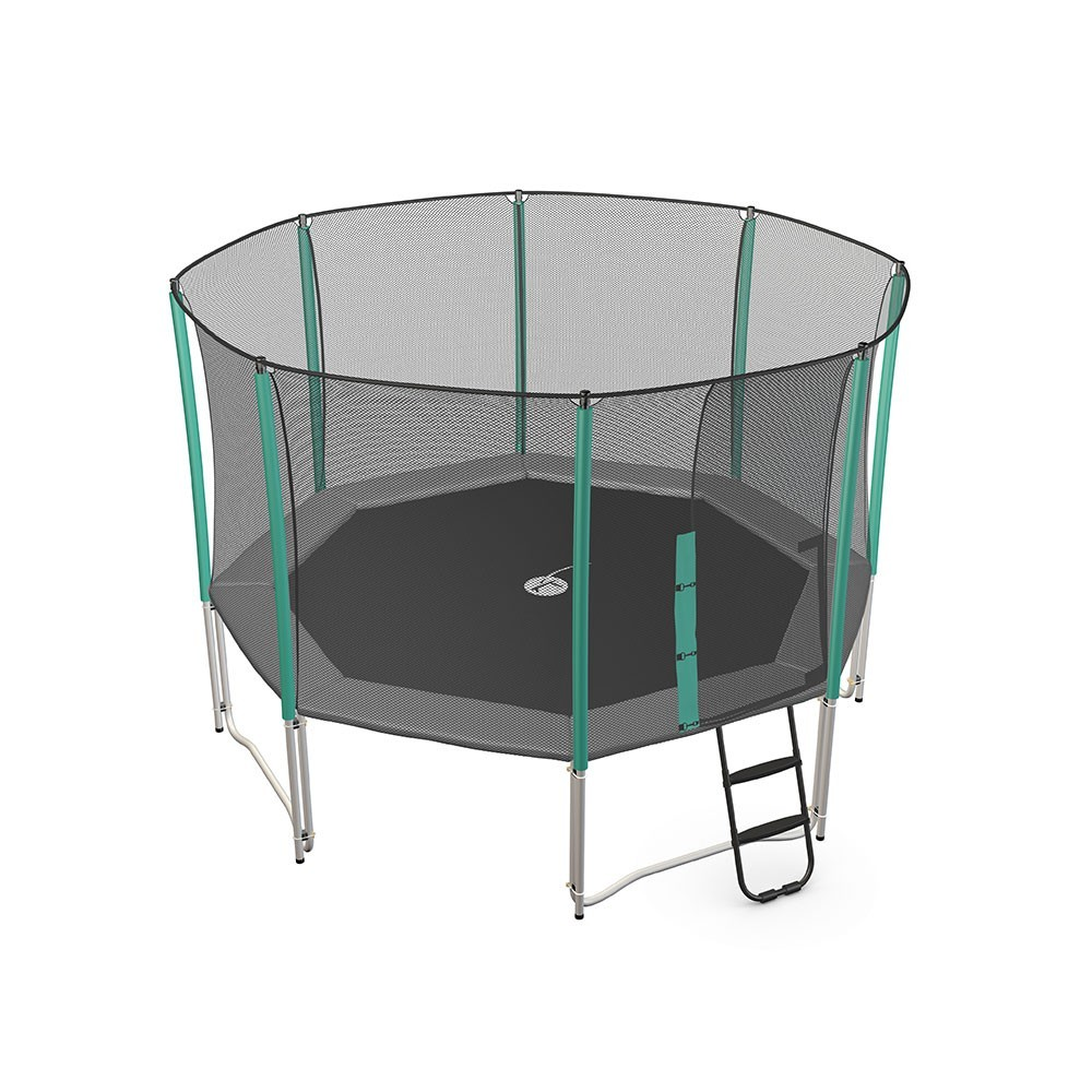 filet de protection pour trampoline de loisir waouuh 360. Black Bedroom Furniture Sets. Home Design Ideas
