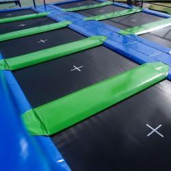 Frame pads for Aero 365 trampoline