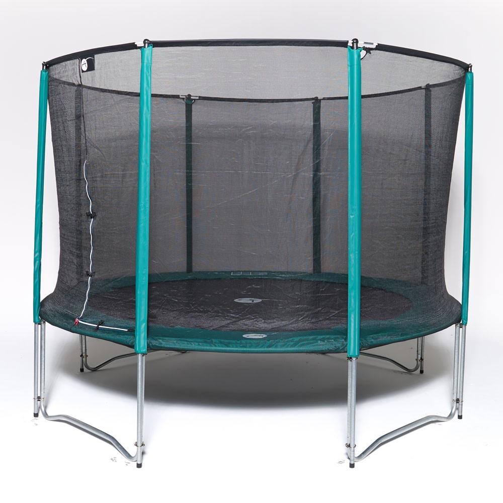 filet de protection pour trampoline rond 250. Black Bedroom Furniture Sets. Home Design Ideas