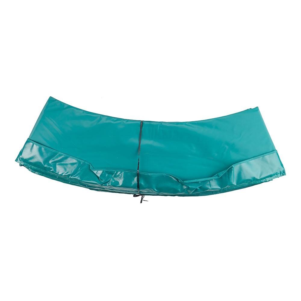 Coussin vert pour trampoline 3 m en pi ce de rechange - Coussin protection trampoline 244 ...