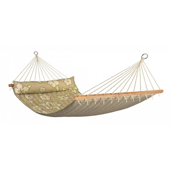 Double hammock with bars Hawaii