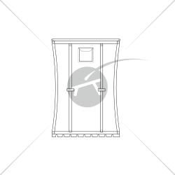 Trampoline pour catamaran KL 14 (1 pièce)