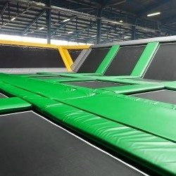 Modules pour trampoline park
