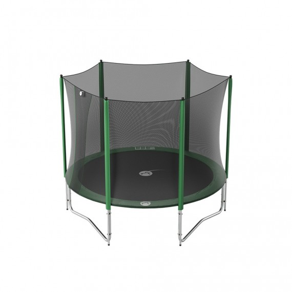 10ft Access 300 trampoline with enclosure