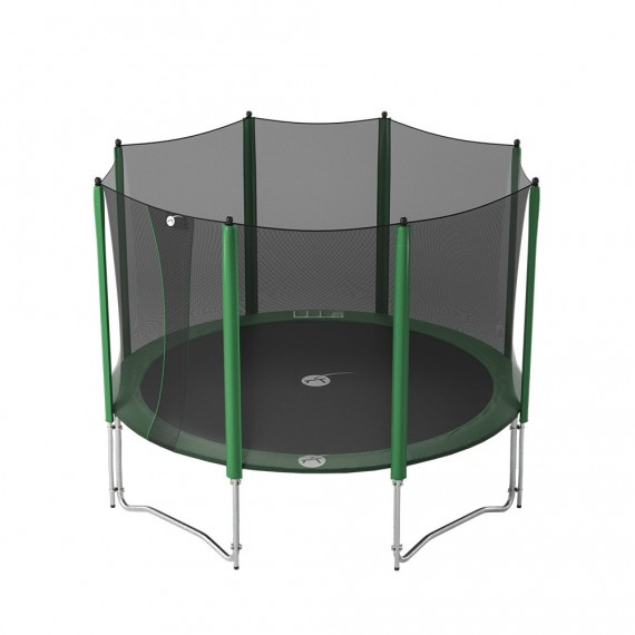 12ft Access 360 trampoline with enclosure