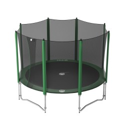 13ft Access 390 trampoline with enclosure