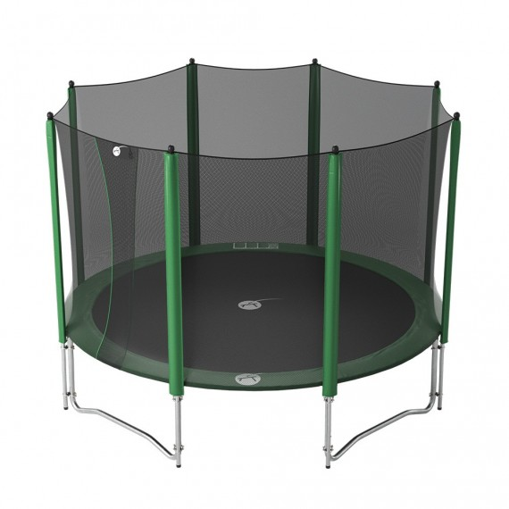14ft Access 430 trampoline with enclosure