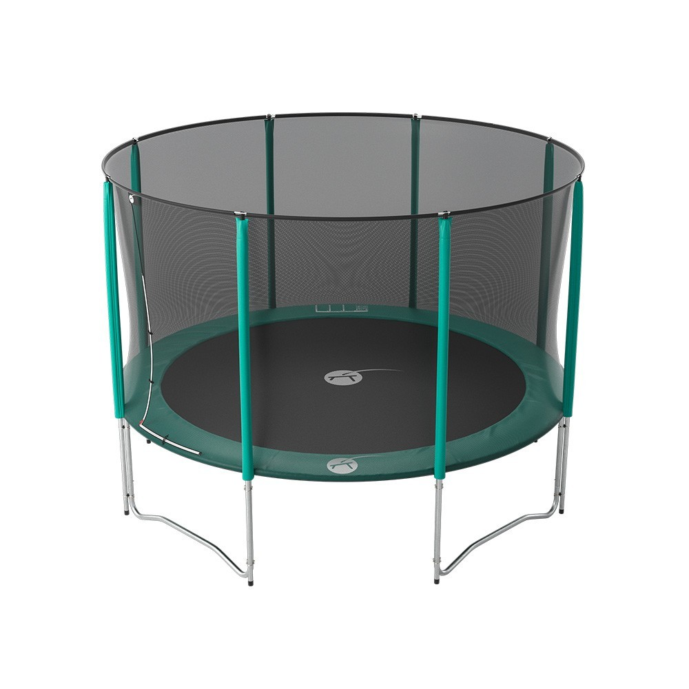 12ft Jump Up 360 Trampoline With Safety Enclosure