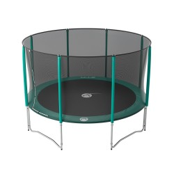 Trampoline Jump'Up 390 avec filet