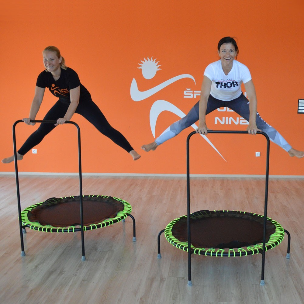 trampoline de fitness minimax pro d 39 occasion. Black Bedroom Furniture Sets. Home Design Ideas