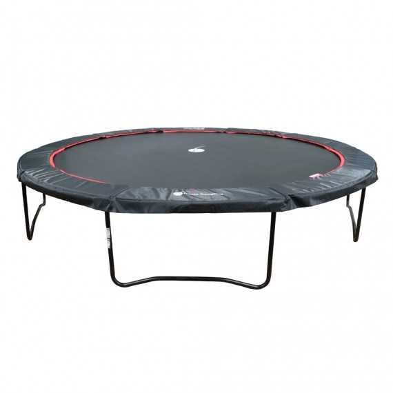 Trampoline Booster Black 430