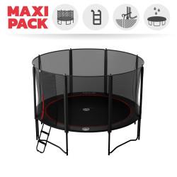 Housse premium pour trampoline Booster 390