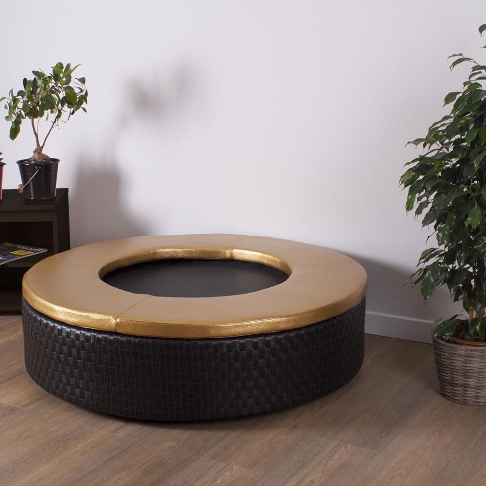 mini trampoline design lounge rr 110 pour un salon unique. Black Bedroom Furniture Sets. Home Design Ideas