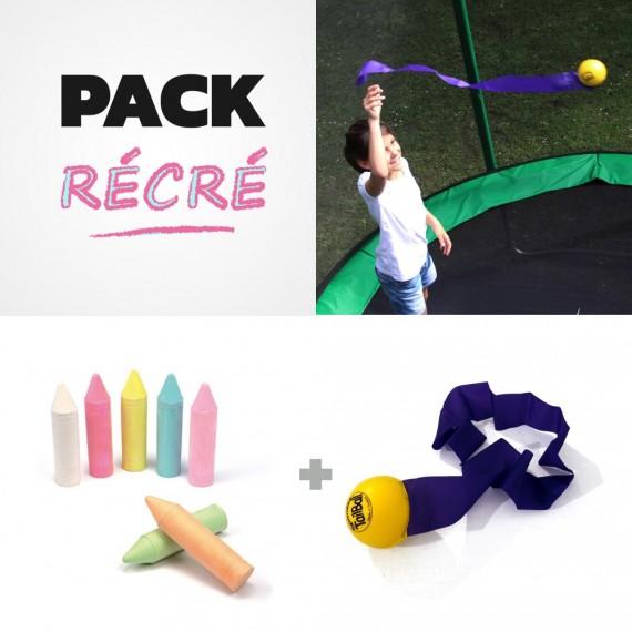 Pack Récré