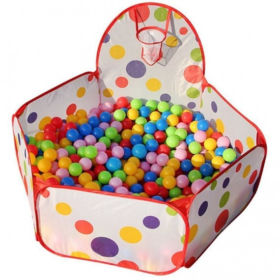 Piscine balles enfant 200 balles multicolores for Piscine a balle jouet club