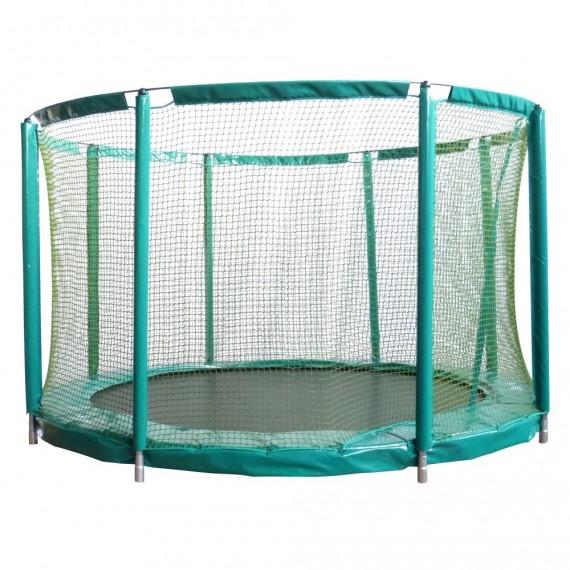 14ft Jump'in ground 430 trampoline