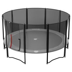 Filet avec 10 montants pour trampoline Ø 488 Premium