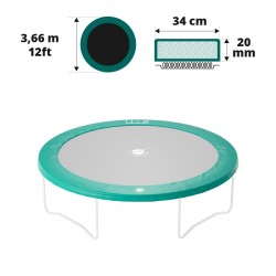 Coussin de protection 360 traité contre les UV