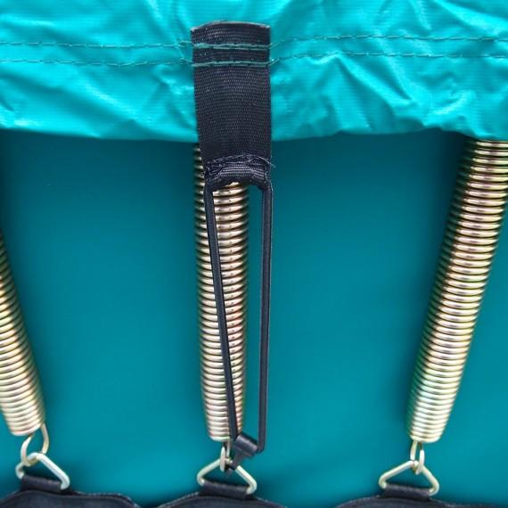 Housse de protection pour trampoline Waouuh 390