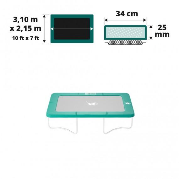 Apollo Sport 300 frame pad